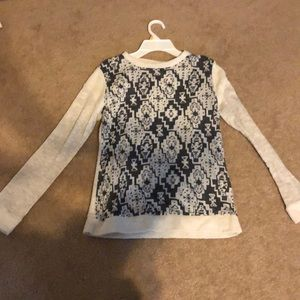 Tops - Pattern Long Sleeve